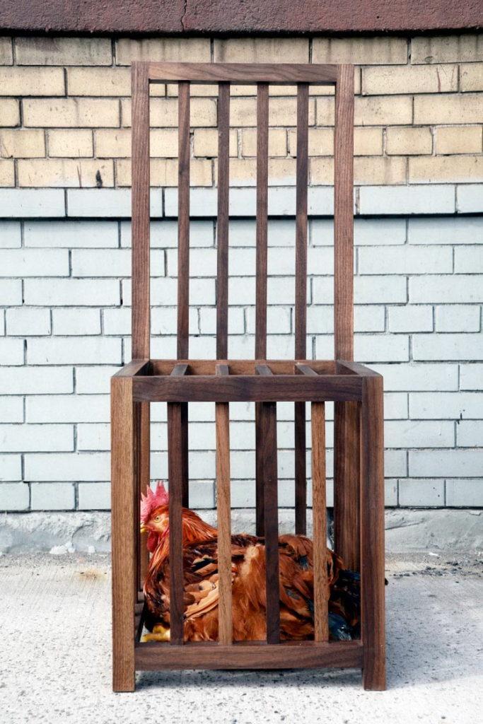 Стул для курицы