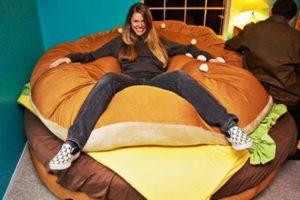Кровать гамбургер