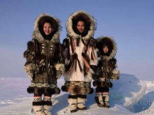 Парка – национальная одежда эскимосов