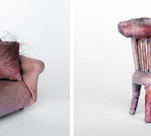 Мебель скульптура