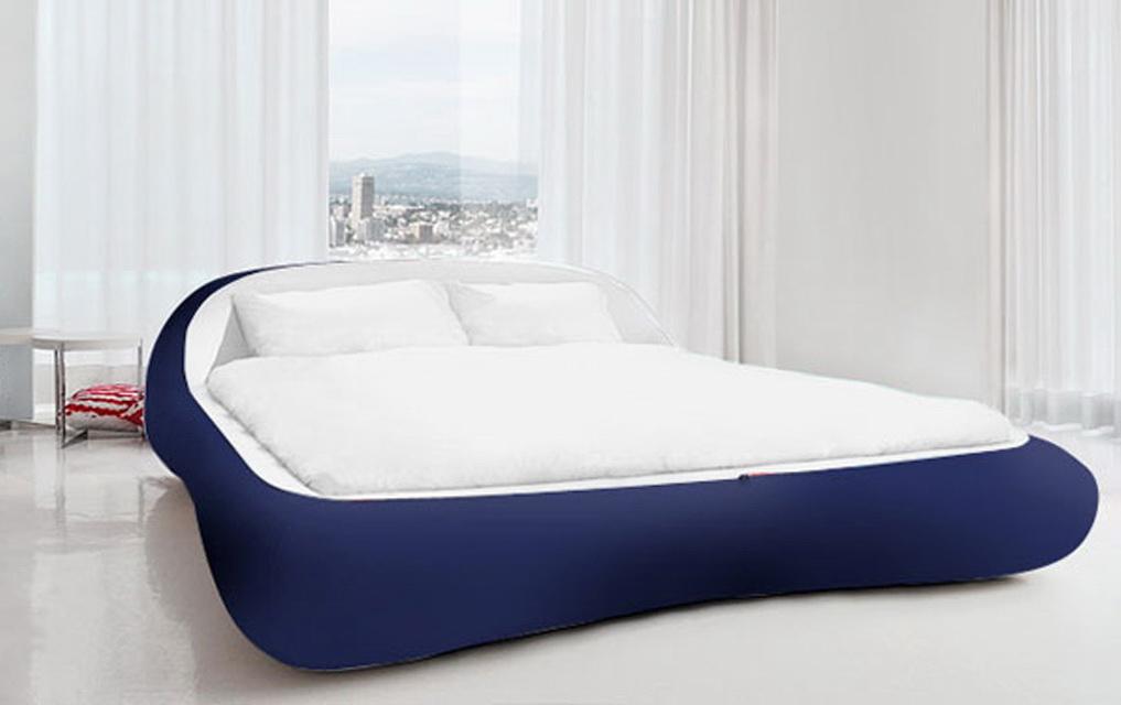 Кровать на молнии