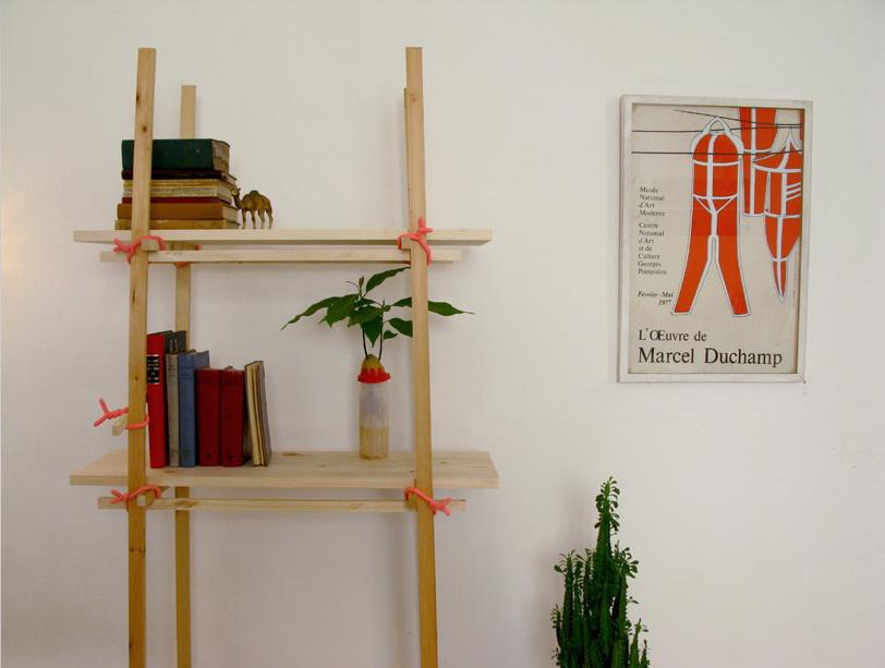 Мебельная стяжка