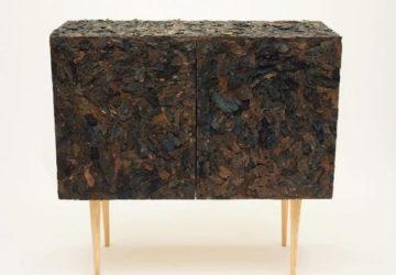 Мебель из коры