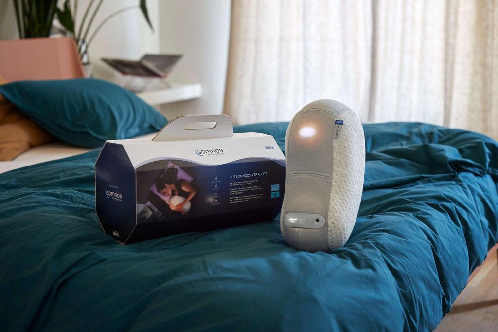 Робот подушка