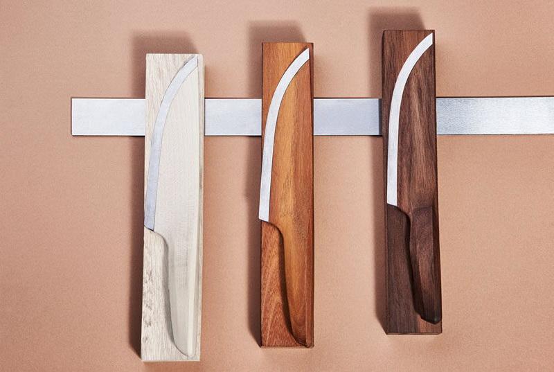 Деревянный нож шефа