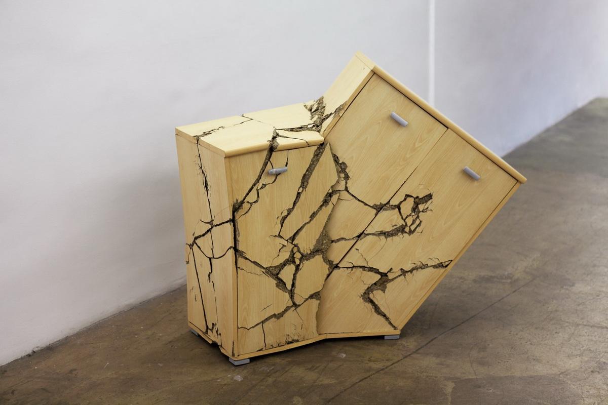 мебель из ДСП старая