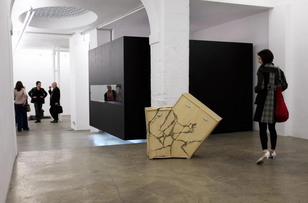 мебель из ДСП на выставке
