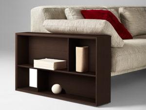 Контрастный диван