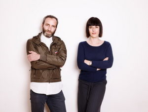 Silvana Angeletti и Daniele Ruzza