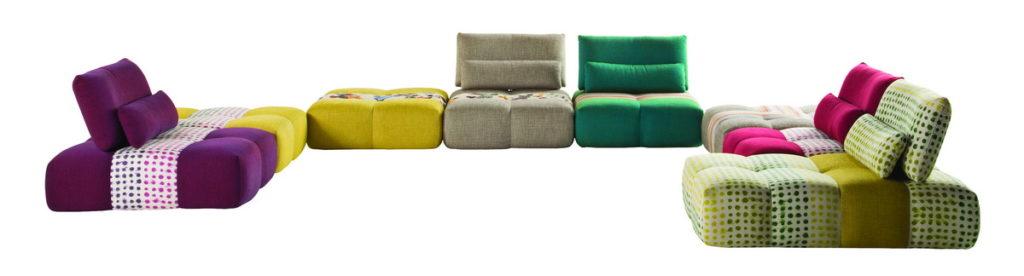 Бескаркасная мягкая мебель фото