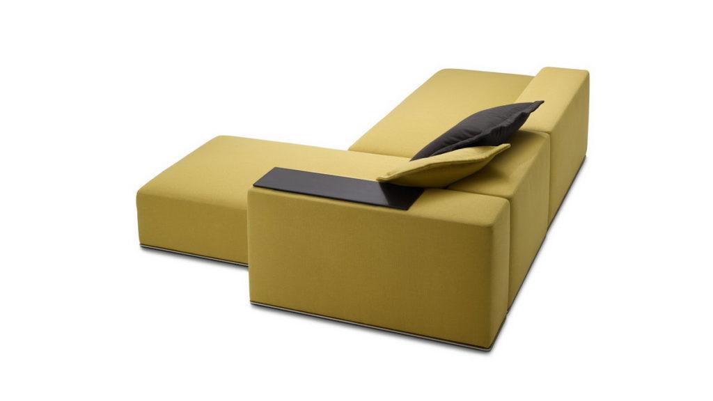 Подлокотник со столиком