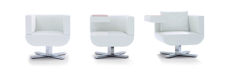 Кресло с подлокотниками