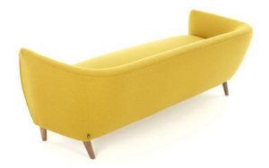 Пухлый диван