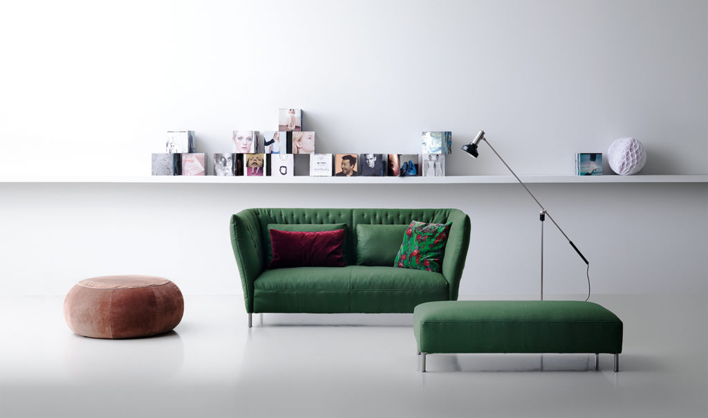 3Д модель дивана
