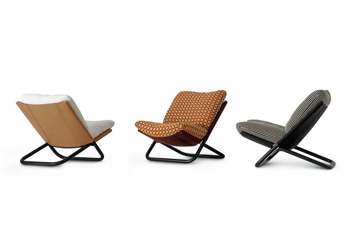 Складное кресло-шезлонг