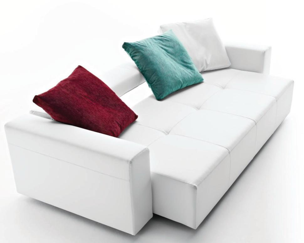 выдвигающийся функциональный диван-кровать