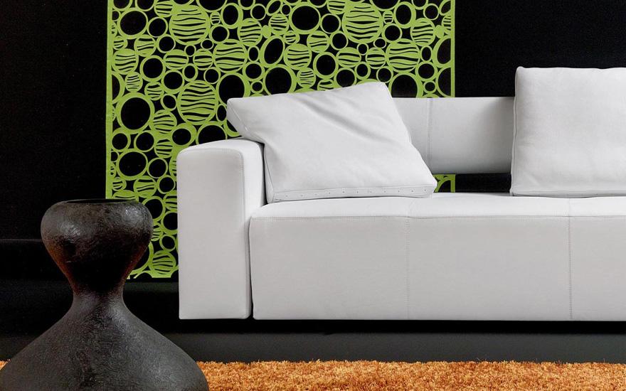 диван простой дизайн