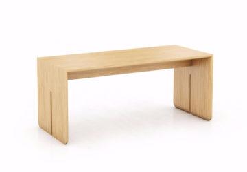 Столик с прорезями