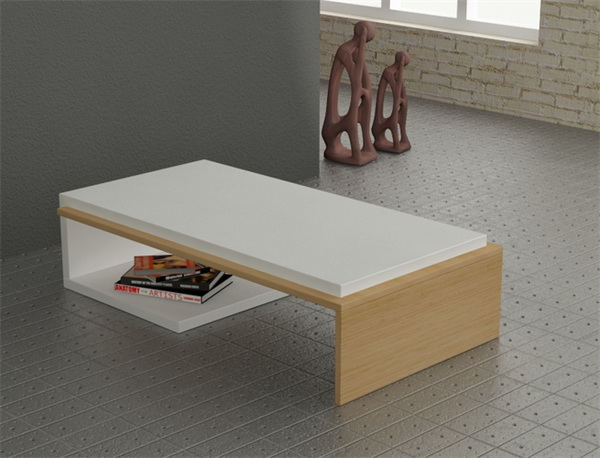 Кофейный столик из ДСП