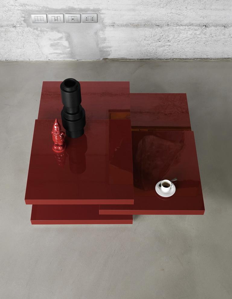 Поворотный кофейный столик
